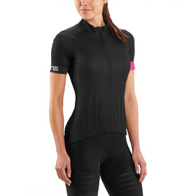 Skins Cycle Classic Shortsleeve Jersey Women black/magenta